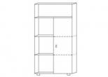Шкафы 1 дверные: каталог, купить, цены. Магазин в Санкт-Петербурге (СПБ).